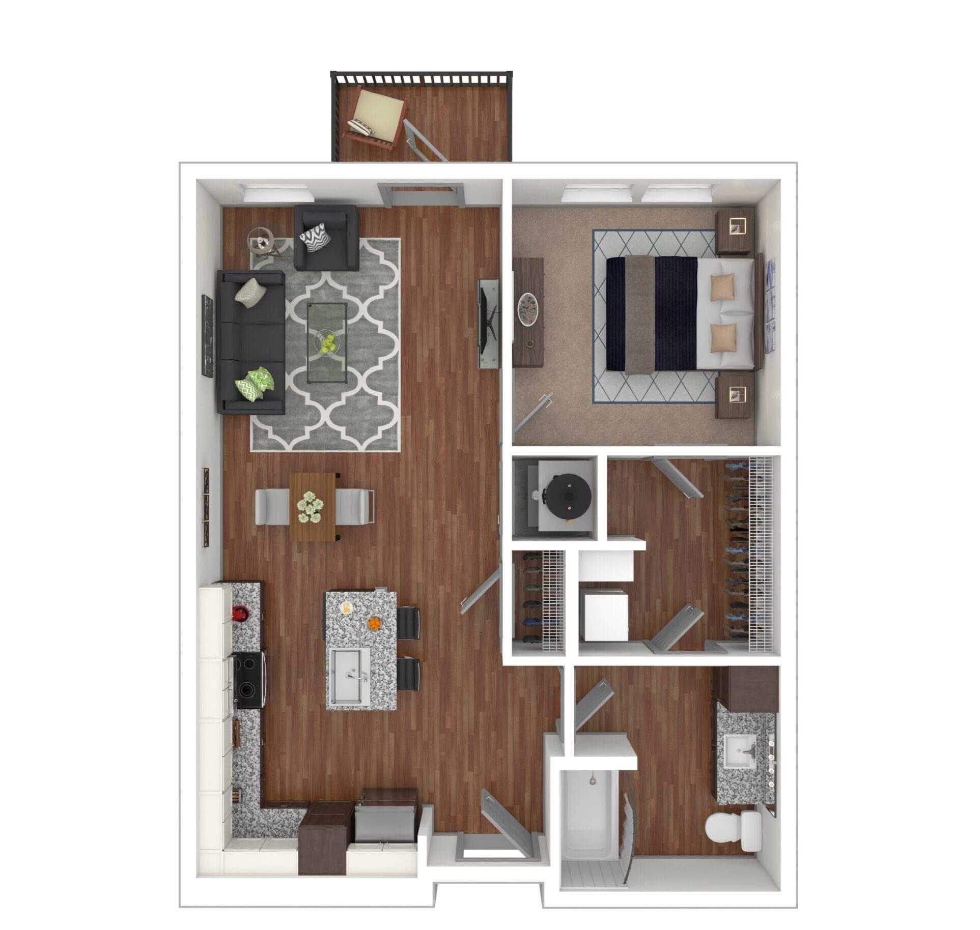 Element - The Otis at Fort Ben Apartments